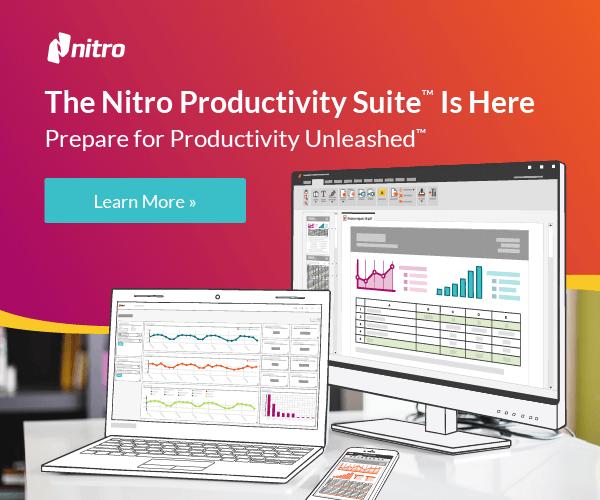 nitro pdf suite