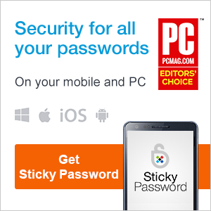 Sticky Password Premium | Login securely on any device - instantly