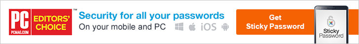Sticky Password - 1 User, 1-year License, promo | Lamantine Software