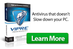 VIPRE Internet Security Antivirus