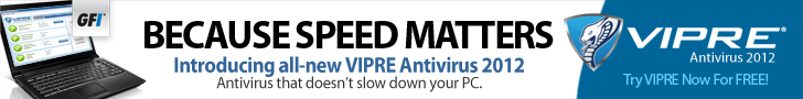VIPRE! Anti-Virus Software that WORKS!  We Use It. We Recommend It!
