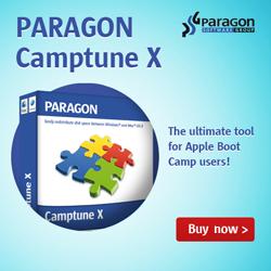 Paragon Camptune X (English)