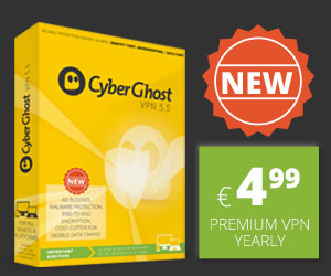 CyberGhost VPN Proxy Server