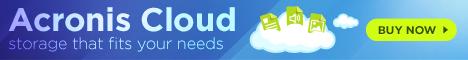 Acronis Cloud Storage